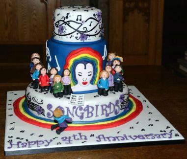 SBirds Cake