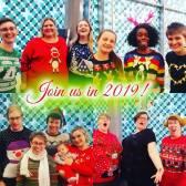 Christmas performance 2018 - John Lewis, Cardiff